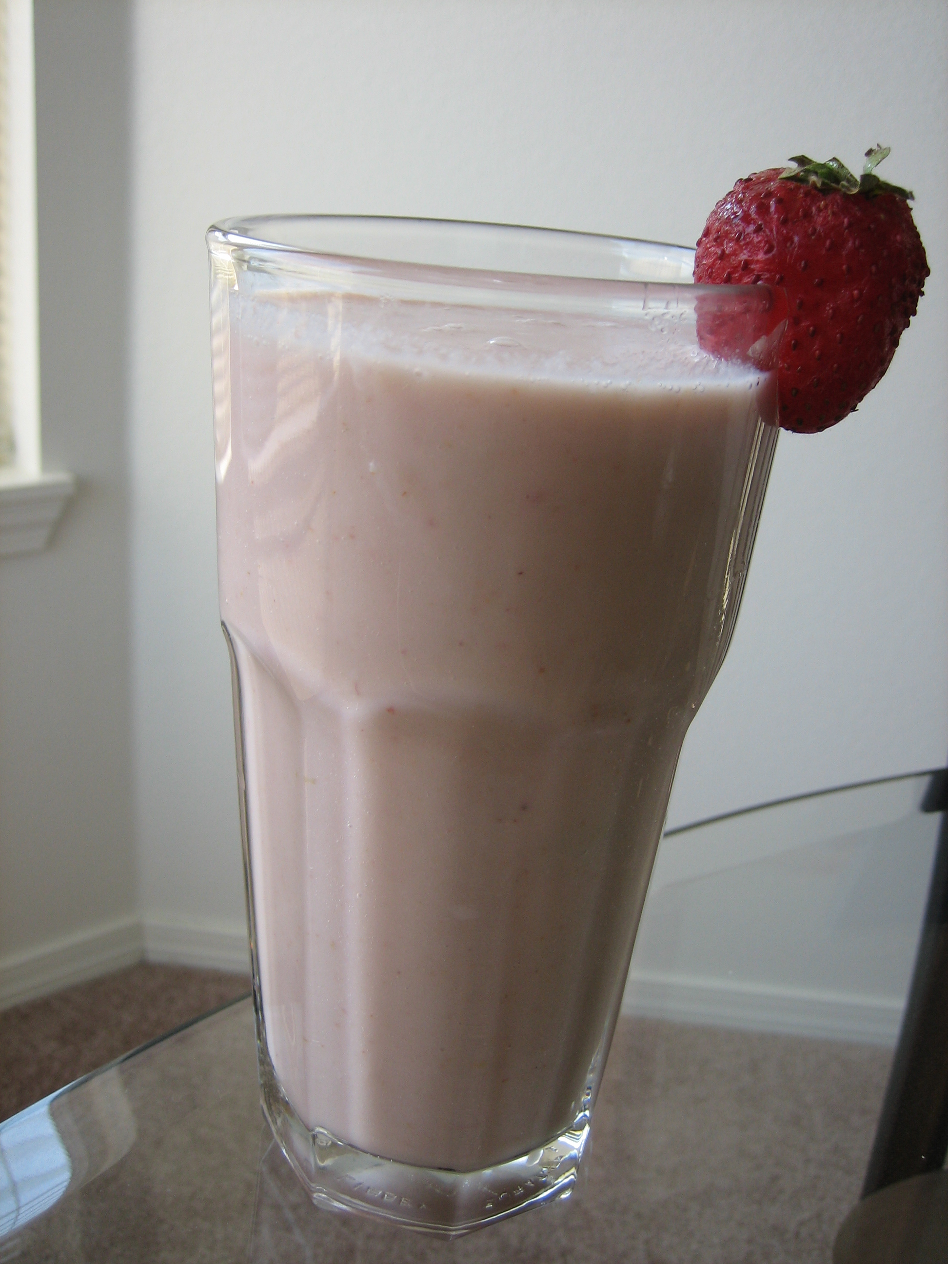 Honeyberry smoothie 2
