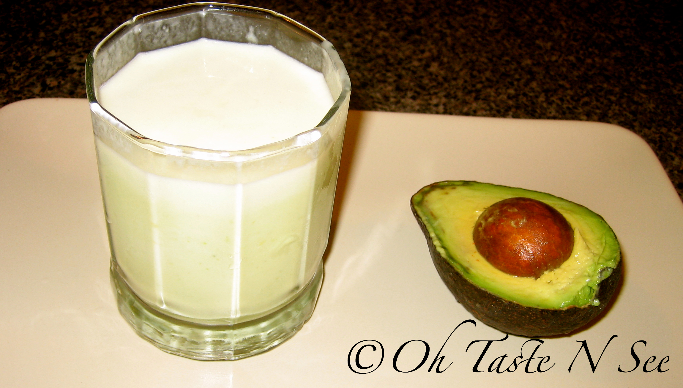Avocado Milk