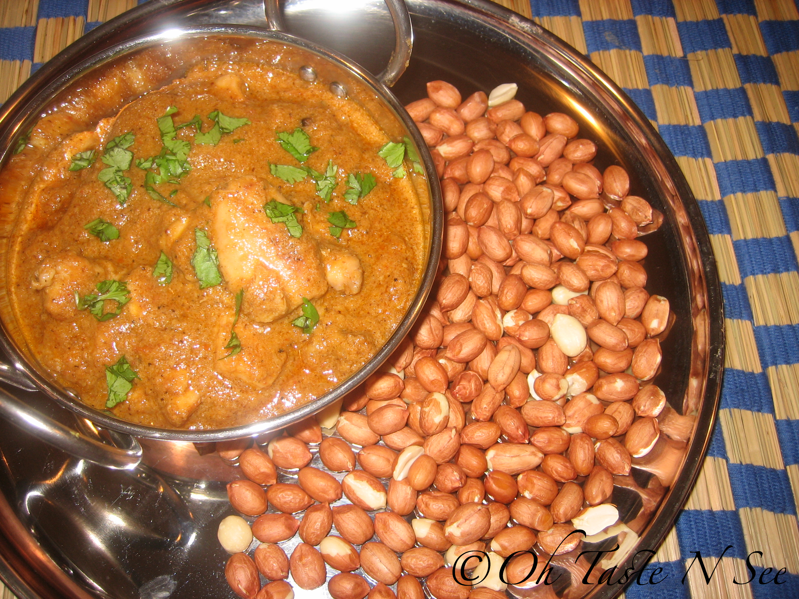Peanut Chicken Curry 1