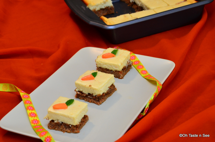 carrot cake cheesecake bars 1