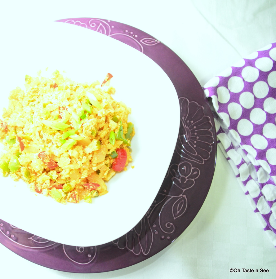 Cauli Fried Rice 3