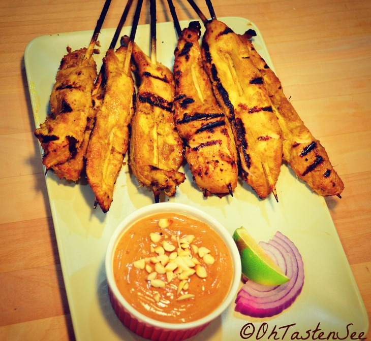 chicken satay 5