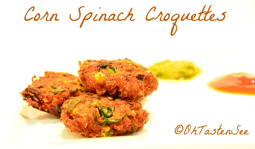 spinach croquette 1