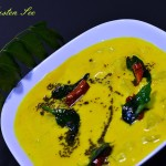 Mor Kuzhambu/South Indian Spiced Buttermilk Curry
