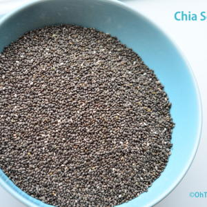 Food Find: Chia Seeds